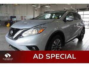 2016 Nissan Murano SV FWD Internet Special was $36393 Now $33988