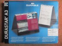 Brand new Durastar A3 desktop display/presentation unit