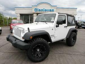 2011 Jeep Wrangler 2door Convertible