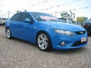 2009 Ford Falcon FG XR6 Turbo Blue 6 Speed Automatic Sedan Holtze Litchfield Area Preview