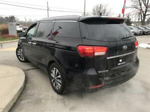 2018 Kia Sedona SX+ | One Owner | Fully Loaded | Low K