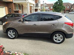 **2011 Hyundai Tucson GLS**