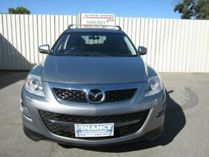 2010 Mazda CX-9 10 Upgrade Grand Touring Sparkling Silver 6 Speed Auto Activematic Wagon Windsor Gardens Port Adelaide Area Preview