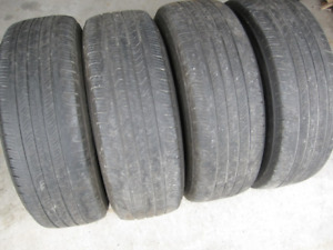 EXC SET OF 4 MICHELIN 235/65R17 $90 FOR ALL 4