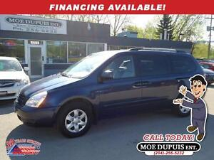 2009 Kia Sedona LX,ONLY 94 000KMS!!!