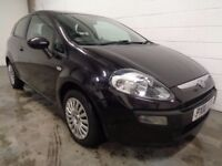 FIAT PUNTO , 2010 REG **ONLY 36000 MILES + HISTORY ** YEARS MOT , FINANCE AVAILABLE , WARRANTY