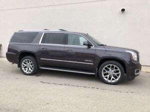 2015 GMC Yukon XL Denali-7 PASSENGER, DVD, LEATHER HEATED SEATS