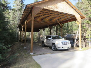 PRICE REDUCED!!  MUST SELL in North Nechako on 1 Acre Lot Prince George British Columbia image 4