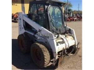 1997 BOBCAT 763F SKID STEER LOADER