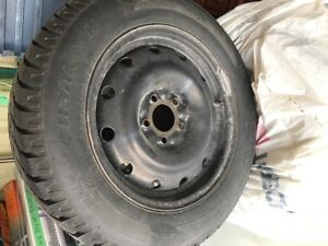 Winter Tires for Sale on Rims