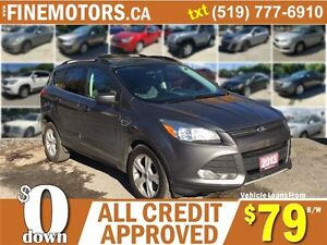 2013 FORD ESCAPE SE * AWD * HEATED SEATS * BLUETOOTH