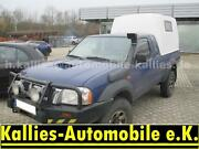 Nissan Navara Pick Up 4WD King Cab Profi HardTop