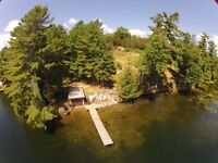 Fantastic Building Lot on Pristine Buck Lake!