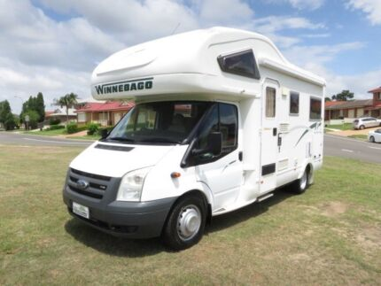 Winnebago Birdsville – LOW KM'S - COMPACT Glendenning Blacktown Area Preview