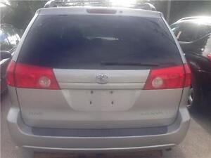 2007 TOYOTA SIENNA CE PW,PL,AC,CERTIFIED AND E-TEST