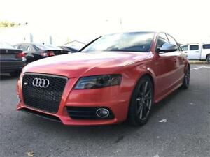 2011 Audi S4, 3.0 Supercharged, Cuir, Toit, Modifiée, Impeccable