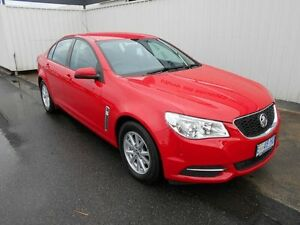 2013 Holden Commodore VF Evoke Red Hot 6 Speed Automatic Sedan South Burnie Burnie Area Preview