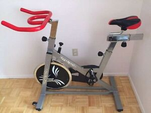 Elite 350 Oxycycle Spinner Spin Bike cardio treadmill elliptical