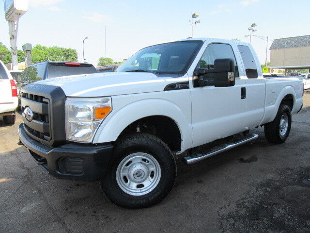 Image 1 of Ford: F-250 4WD SuperCab…