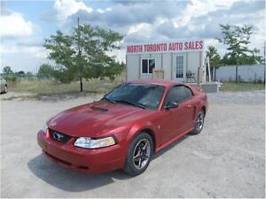 2000 FORD MUSTANG - POWER OPTIONS - CLEAN MUSTANG