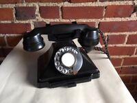 GPO bakelite telephone *REDUCED FROM £160*