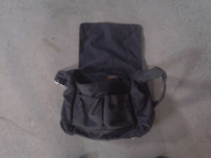 Pottery Barn Kids - Diaper Bag - Excellent Condition - Black