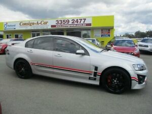 2007 Holden Special Vehicles ClubSport E Series R8 Silver 6 Speed Sports Automatic Sedan Kedron Brisbane North East Preview
