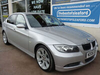 BMW 330 3.0 auto 2006 i SE S/H £5060 of added extras Finance Available p/x