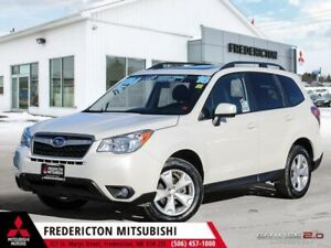2016 Subaru Forester 2.5i Touring Package AWD   HEATED SEATS...