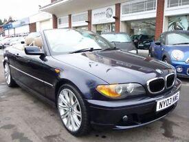 BMW 3 SERIES 2.0 318CI SE 2d AUTO 141 BHP (blue) 2003