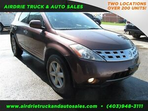 2003 Nissan Murano SE All Wheel Drive Leather Loaded!!