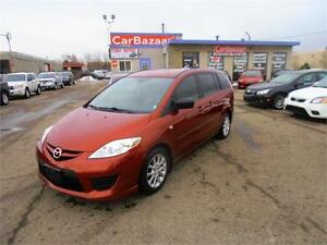 2009 MAZDA 5 GT 6 PSSGR 4 CYL LOW PRICE EASY CAR FINANCING