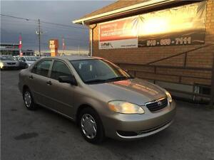 2005 Toyota Corolla CE*****AUTOMATIC****ONLY 157 KMS******* London Ontario image 1