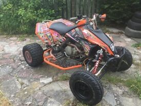 Ktm 505sx 2009 race quad May swap ktm exc