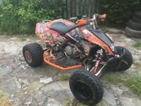 Ktm 505sx 2009 race quad May swap ktm exc