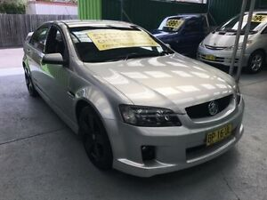 2006 Holden Commodore VE SS V Silver Auto Sports Mode Sedan Five Dock Canada Bay Area Preview
