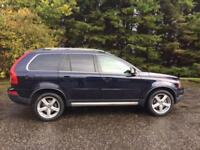 2008 57 VOLVO XC90 2.4 D5 SE SPORT AWD 7 SEATS REAR ENTERTAINMENT5D AUTO 185 BHP