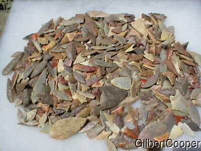 1000 NEOLITHIC AFRICAN POINTS