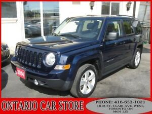 2014 Jeep Patriot SPORT NORTH EDITION !!!1 OWNER!!!