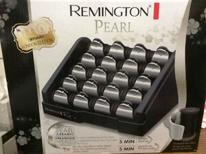 London Edition T|Studio Pearl Ceramic Hair Setter rollers