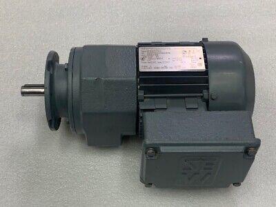 Sew Eurodrive Rf32dt71c2 Inline Gearmotor 0.37kw 230400v 3300158rpm Used