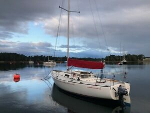 J29 Sailboat for Sale