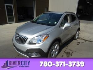 2015 Buick Encore AWD SE Navigation (GPS),  Leather,  Heated Sea