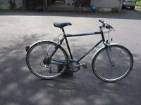 GENTS EDINBURGH CONNECTION 400 TOURING BICYCLE