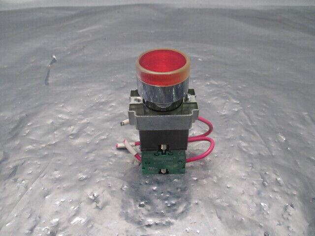 Teknic Push Button Assy, 2LHB24 IEC947-5-1, 60947-5-1 S1 & S2, 100728