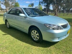 2005 Toyota Camry ACV36R Upgrade Altise Blue 4 Speed Automatic Sedan Tuggerah Wyong Area Preview