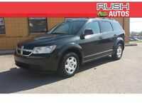 2009 Dodge Journey SXT  V6, IN-FLOOR STORAGE, SEATS 7