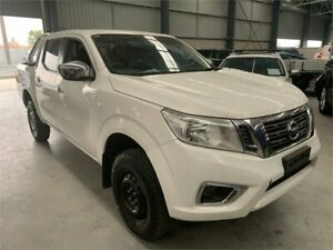 2015 Nissan Navara D23 RX White 7 Speed Sports Automatic Utility