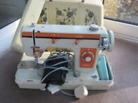 ELECTRIC SEWING MACHINE - JONES