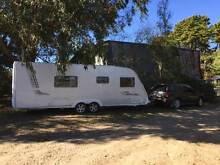 caravan for sale 2008 Swift conqueror Echunga Mount Barker Area Preview
